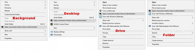 Click image for larger version.  Name:Open_CMD_here_as_admin_context_menu.jpg Views:2760 Size:122.0 KB ID:95366