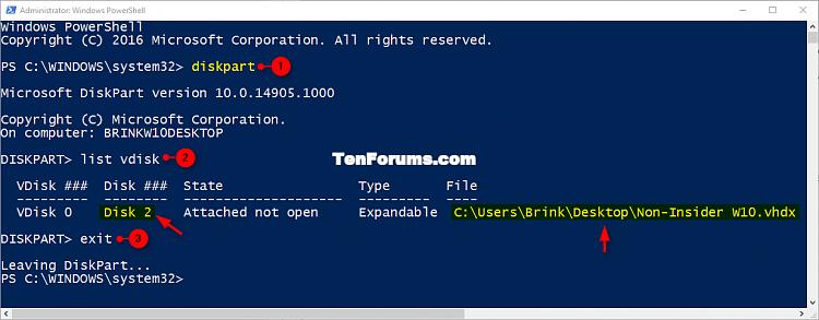Mount or Unmount VHD or VHDX File in Windows 10-diskpart_list_vdisk.png