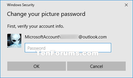 how to change your windows 10 account picture