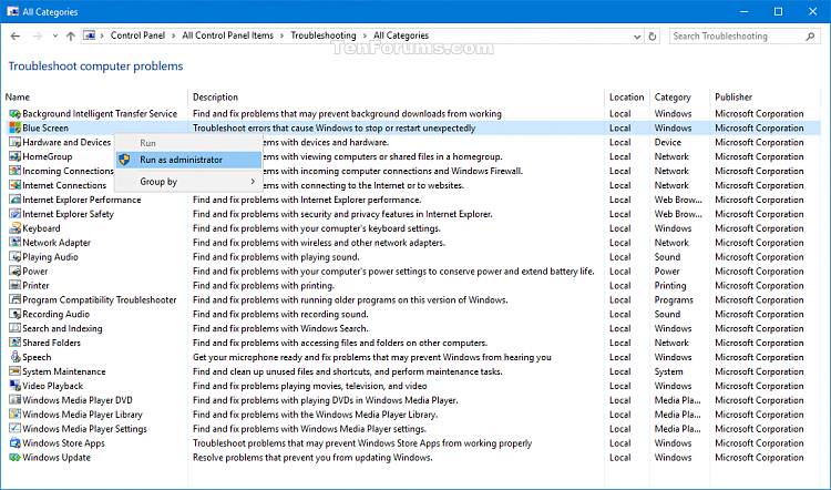 Click image for larger version.  Name:BSOD_troubleshooter-2.png Views:357 Size:82.2 KB ID:99975