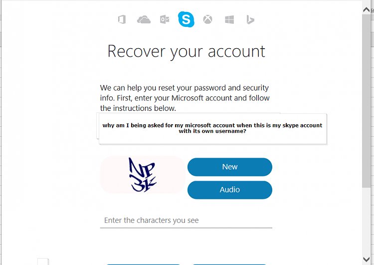 windows accounts, login credentials and skype - Windows 10 Forums