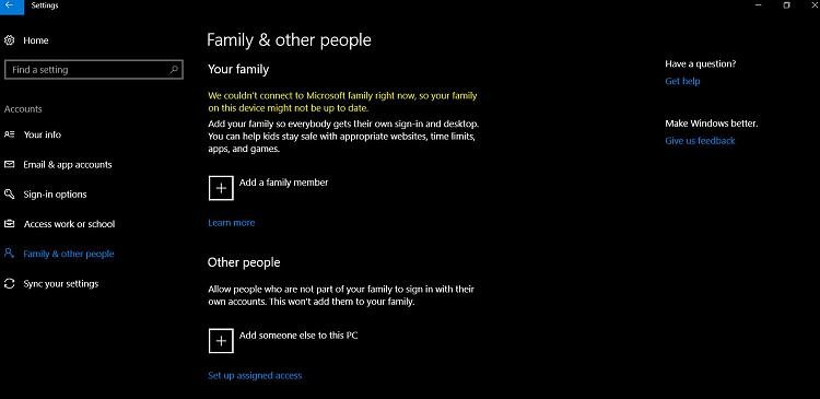 My admin account switched to a user account!-family-screen-shot.jpg