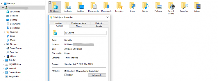Click image for larger version.  Name:File Explorer - Navigation Pane - User Profile Personal Folders - Property Hidden.PNG Views:1 Size:53.0 KB ID:184462