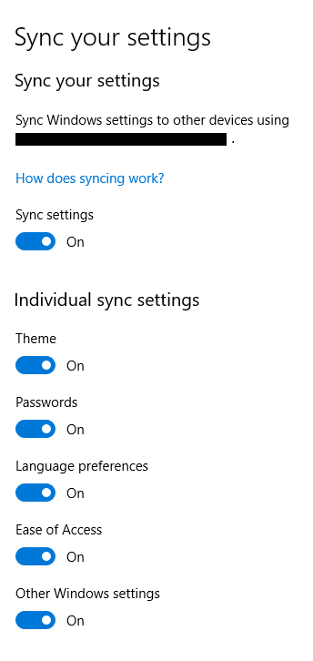 My Microsoft Account won't sync anything, except favorites in Edge.-sync-2-.png