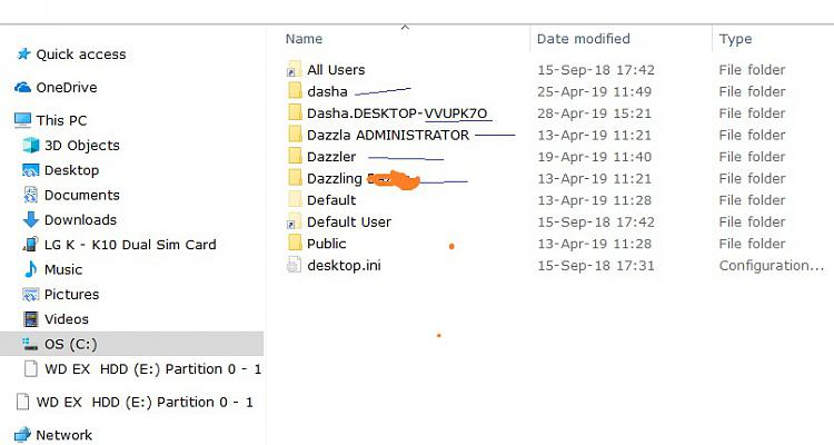 Had a Rebuild trouble with all the Passwords and have a multitude of-attachment-user-names..jpg