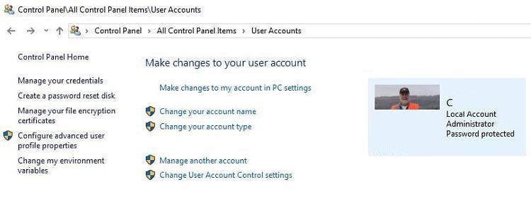 No Windows 10 Administrator account - Windows 10 Forums