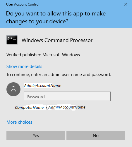 Can T Run Anything As Administrator Windows 10 Forums