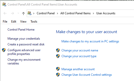 Windows 10  password recovery USB-make-prd.png