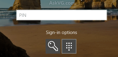 Why does MS request a Non-Existant PIN to set up Outlook? (Win10 Pro)-sign-options.png