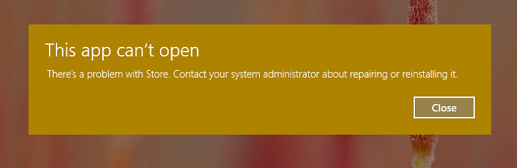 Problems in User Account, not appearing in Admin Account (store, sfc)-windows-store.png