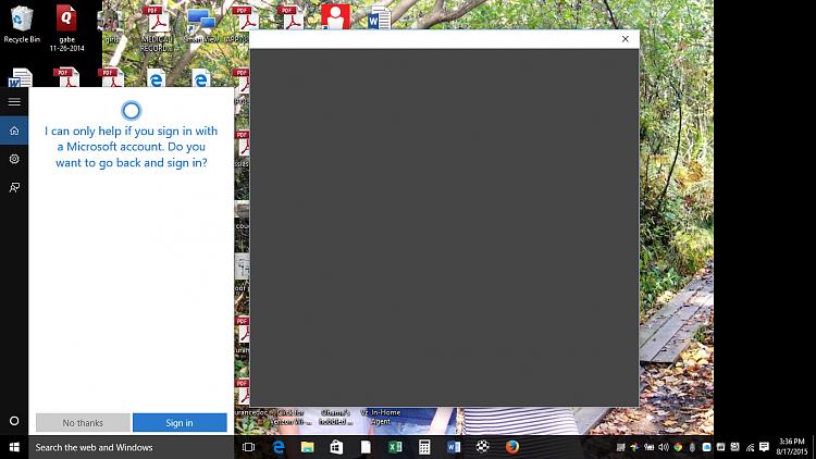 screenshot of Cortana error.png