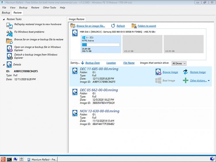 I have a corrupt profile after a windows update. Can I repair advice?-0000-macrium-rescue-media-screenshot.png
