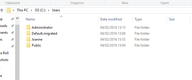 Deleted user account but cannot delete all user files-users.png