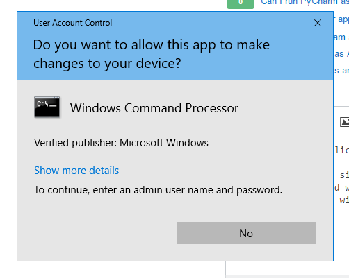 Window Ten Can't Run Anything in Admin Solved - Windows 10