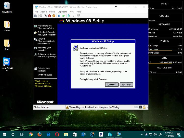 Can't use mouse/keyboard for windows 98 setup on hyper-v?-screenshot-35-.png