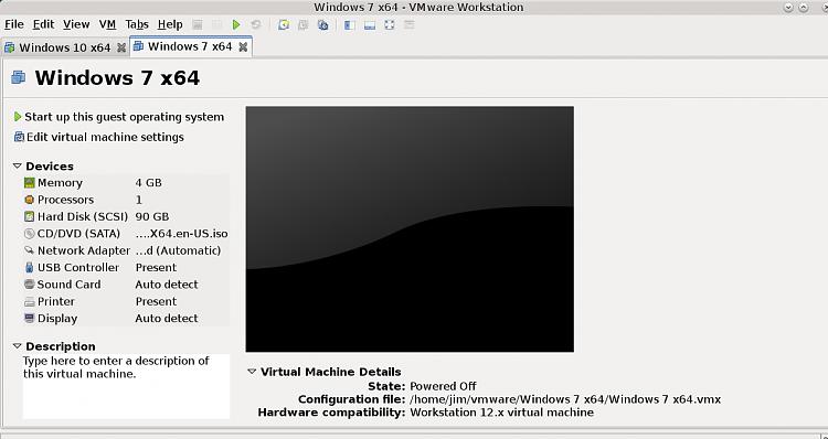 Vm ware Workstation issues - Windows 10 Forums