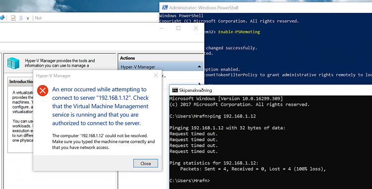 install hyper-v tools on windows 10
