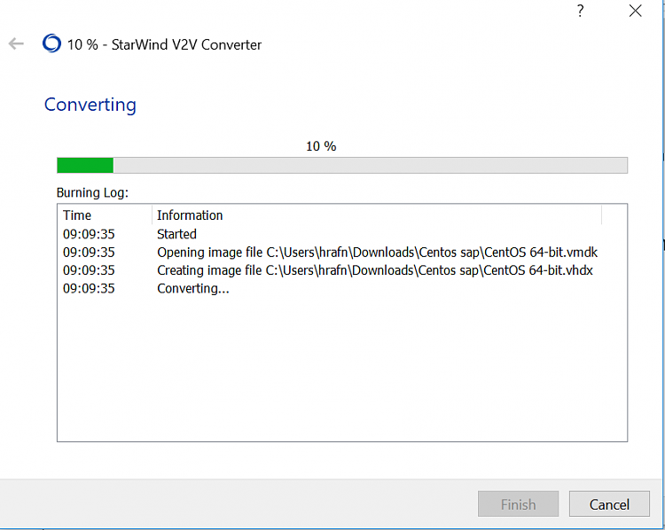 Convert VMWare VM to Hyper-V Solved - Windows 10 Forums