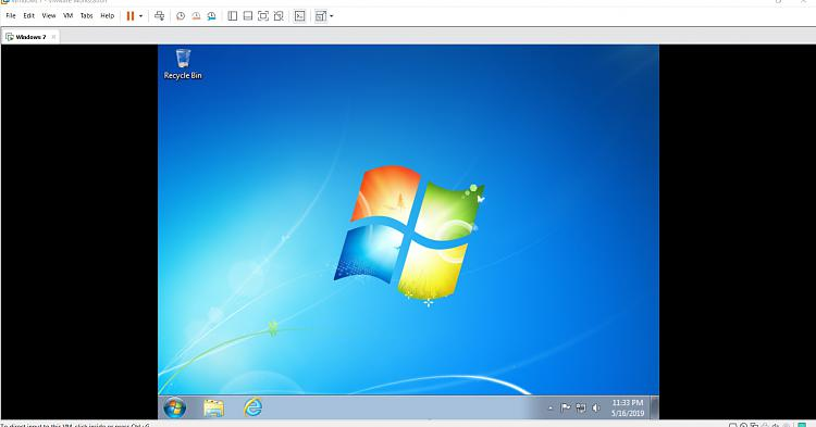 How to fix VMware Workstation screen resolution Solved - Windows 10