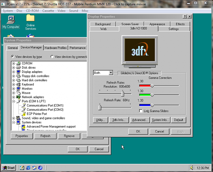 W98 SE working OK for me - Opera browser too-pcem.png