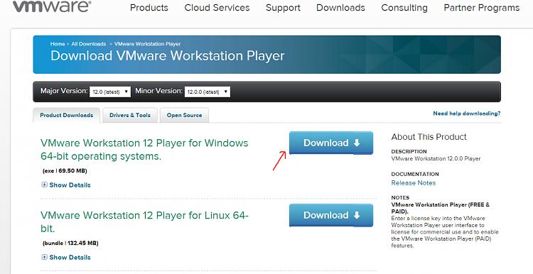 Click image for larger version.  Name:VMwareWorkstationVersionDownload.PNG Views:1 Size:93.9 KB ID:38552