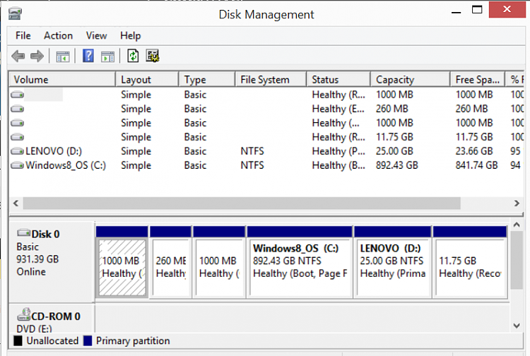 VHD in Disk Management-parts.png
