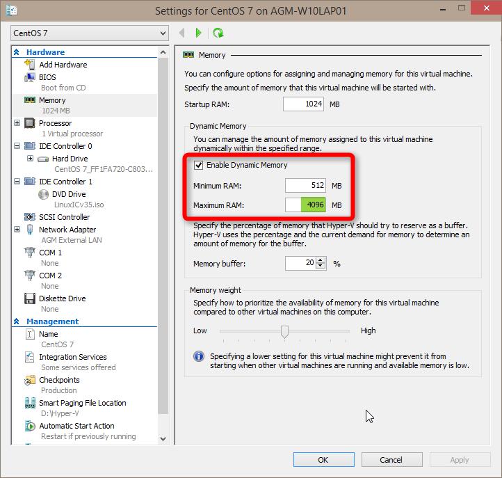 VM's Don't Over commit RAM ( set Dynamic RAM on HYPER-V)-2014-10-08_18h52_07.png