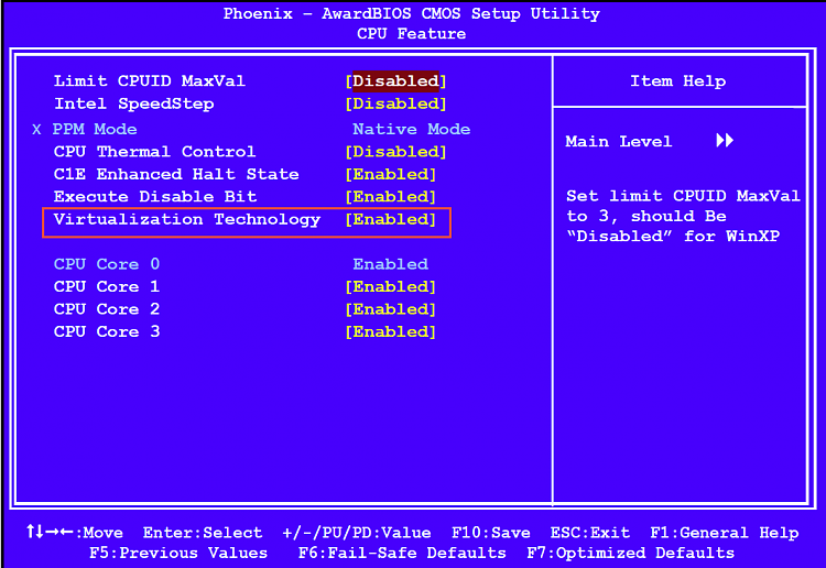 Enable Virtualization In Bios Solved Page 3 Windows