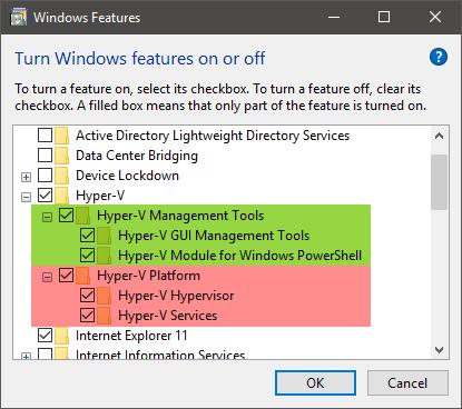 How To Install Emulator And Hyper V - Hyper V Won't Install Windows 10-2016_07_15_22_56_321.png
