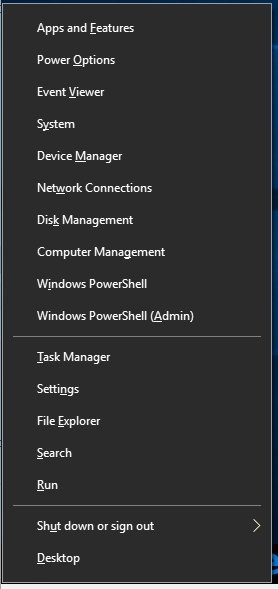 Click image for larger version.  Name:NoCommandPrompt - Only Powershell.jpg Views:58 Size:41.9 KB ID:119057