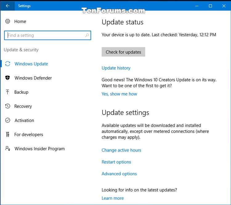 Click image for larger version.  Name:Windows_10_Creators_Update_is_on_its_way.jpg Views:327 Size:70.1 KB ID:125217