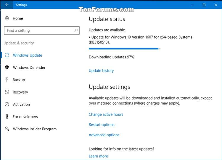 March 15th 2017 Update KB3150513 for Windows 10 Version 1607-kb3150513.jpg