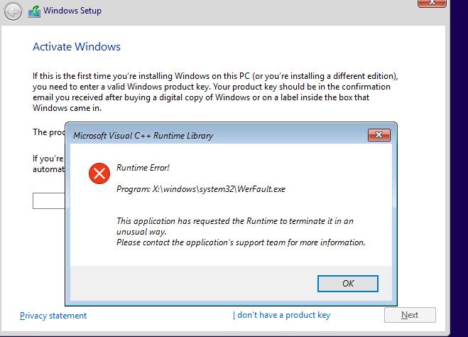 Click image for larger version.  Name:Hyper-V Installation Error.PNG Views:68 Size:25.8 KB ID:139864