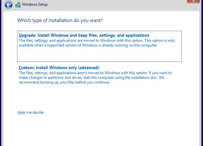 Announcing Windows 10 Insider Preview Build 16215 PC + 15222 Mobile-hyper-v-installation-option.png