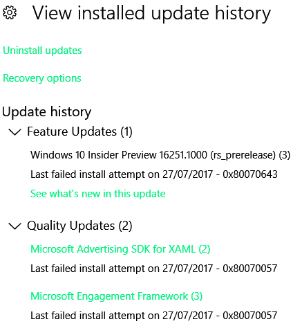 Click image for larger version.  Name:Failed update.PNG Views:82 Size:20.7 KB ID:145802
