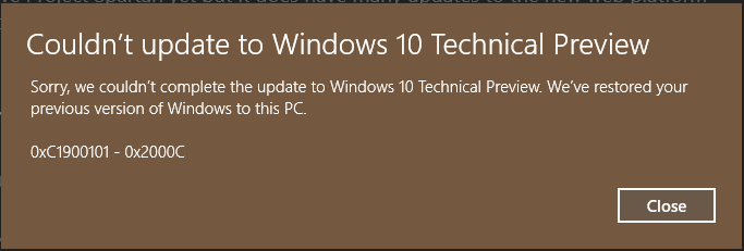 Windows 10 Technical Preview Build 10041 now available-update-failed.png