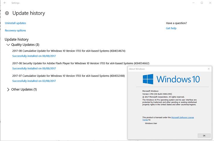 Cumulative Update KB4034674 Windows 10 v1703 Build 15063.540-v.png