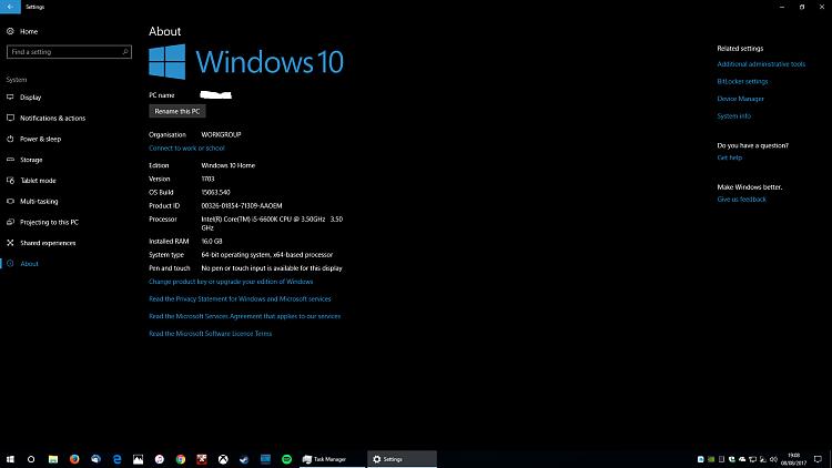 Cumulative Update KB4034674 Windows 10 v1703 Build 15063.540-2017-08-08.png