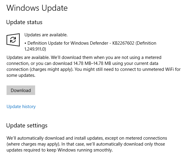 Cumulative Update KB4034674 Windows 10 v1703 Build 15063.540-1703-download-update-metered-.png