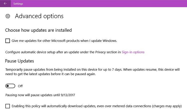 Click image for larger version.  Name:Microsoft Updates.PNG Views:1 Size:37.2 KB ID:152227