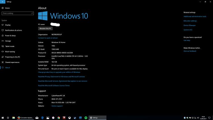 Cumulative Update KB4038788 Windows 10 v1703 Build 15063.608-2017-09-12.png