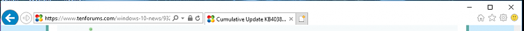 Cumulative Update KB4038788 Windows 10 v1703 Build 15063.608-ie-tabs-same-row.png