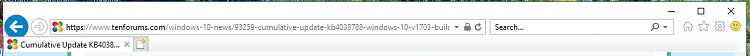 Cumulative Update KB4038788 Windows 10 v1703 Build 15063.608-ie-tabs-seperate-row.png