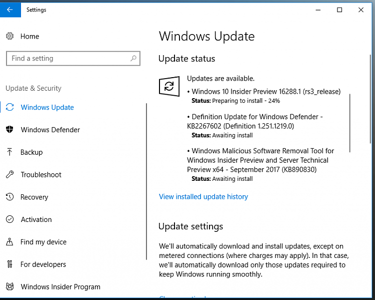 Click image for larger version.  Name:Windows Update.PNG Views:0 Size:50.7 KB ID:154296