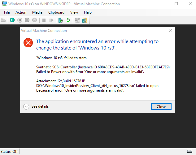 Announcing Windows 10 Insider Preview Skip Ahead Build 16362 for PC-hyper-v-quick-create2.png