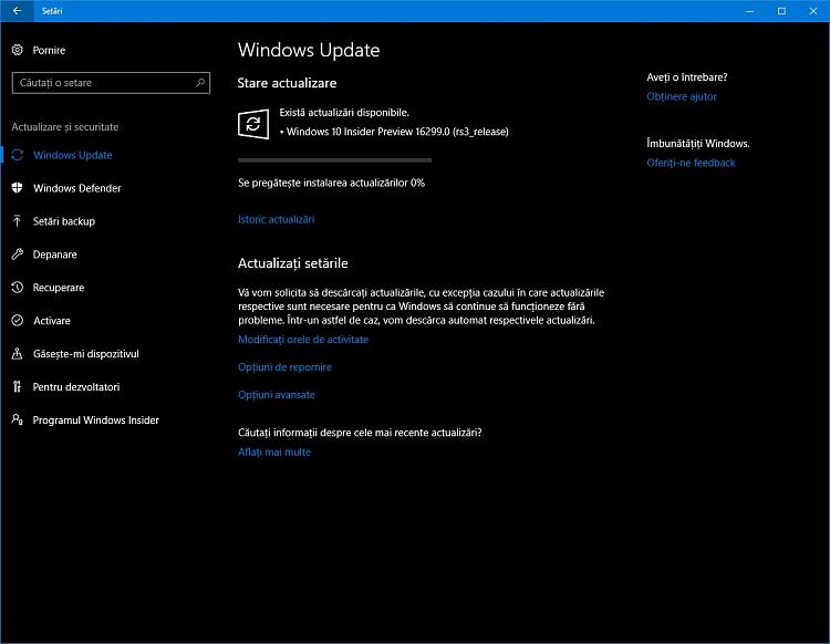 Click image for larger version.  Name:Windows 10 Build 16299.0.jpg Views:5 Size:126.4 KB ID:155183