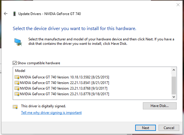 Announcing Windows 10 Insider Preview Slow Build 16299 for PC-drivers.png