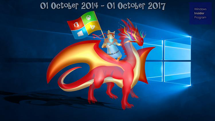 Announcing Windows 10 Insider Preview Slow Build 16299 for PC-3-years-insider.jpg