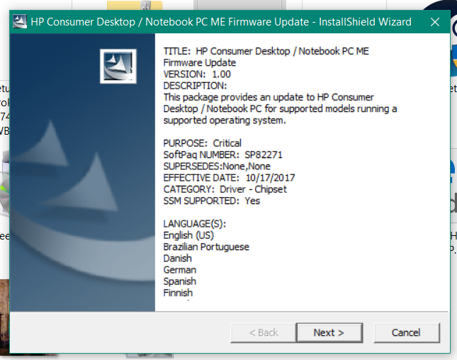 Click image for larger version.  Name:HP firmware update.PNG Views:67 Size:163.0 KB ID:168551