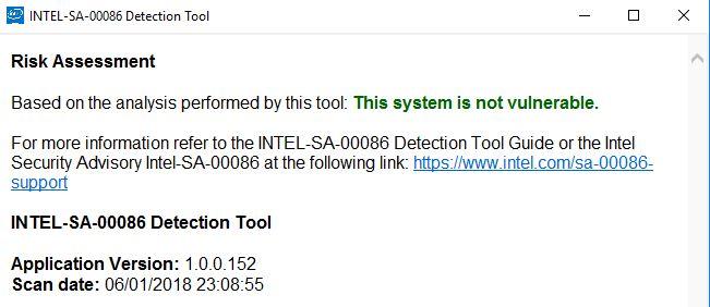 Click image for larger version.  Name:INTEL-SA-00086 Detection Tool.jpg Views:103 Size:35.2 KB ID:171244